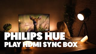 MediaMarkt | Philips Hue Play HDMI Sync Box productvideo