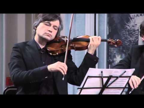 Schumann - Piano Quintet In E-flat Major, Op.44 (Glinka String Quartet And Alexander Kobrin)