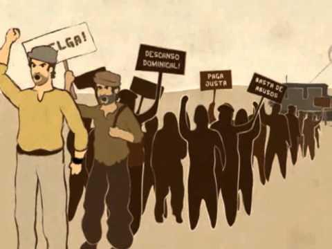 Huelgas Y Movimiento Obrero