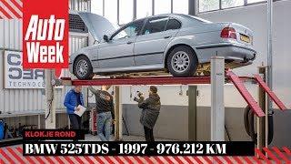 BMW 525 TDS - 1997 - 976.212 km - Klokje Rond