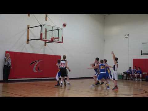 7th Grade Basketball   WN Feeder vs Hinsdale