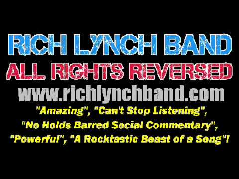 Rich Lynch Band - All Rights Reversed
