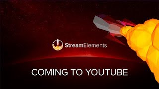 StreamElements is coming to YouTube thumbnail