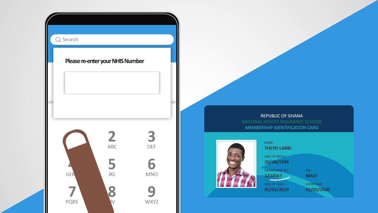 How To Renew Your Nhis Card With Your Phone Phenomenal Concepts
