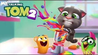 Мой Говорящий Том 2 Вкусные Смузи - Музыкальный Tom 6
