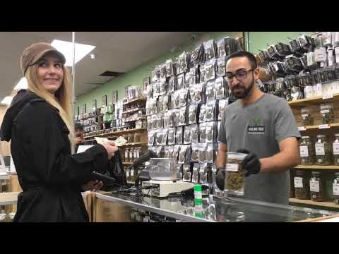 First licenses medical marijuana retail sale in Michigan