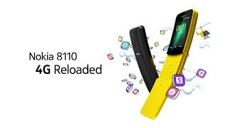 Nokia 8110 4G - Reloaded