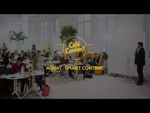 Achat : Smart contrat   Intégrale   Café Connect   Le Hub Bpifrance