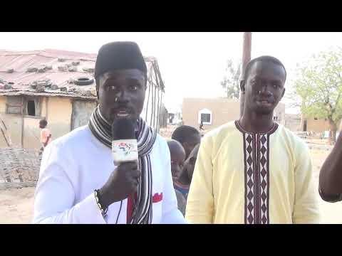 BURR PROMOTION OPEN PRESS IN SENEGAL