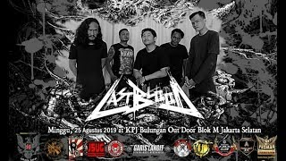 LAST BLOOD Live at [ INDONESIA DEATH FEST #3 ] No: 10