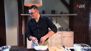 Закусочные кексы из огурцов