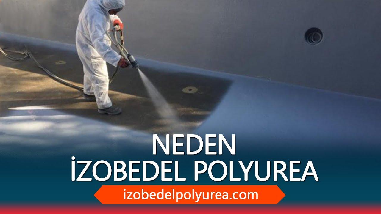 Polyurea Neden Su Yalıtımında Kesin Çözüm Getirir?