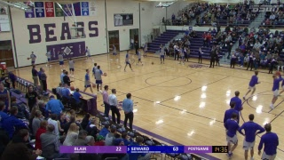 BSDN Live - Blair vs Seward - Girls Basketball - 2018/19