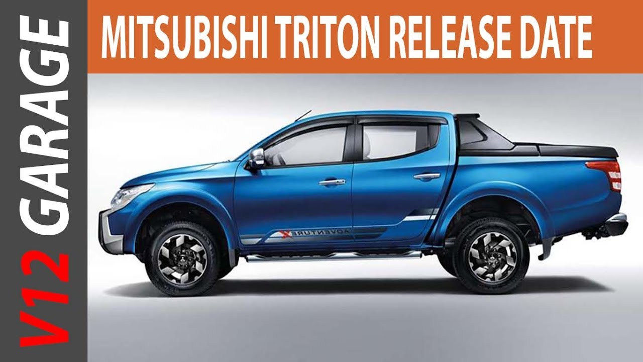 2018 mitsubishi triton facelift. wonderful 2018 2018 mitsubishi triton changes price and release date for mitsubishi triton facelift n
