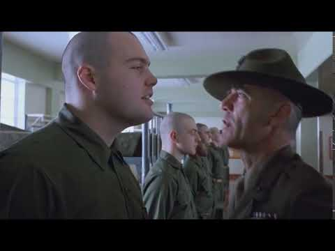 You're so ugly you could be a modern art masterpiece!  | FULL METAL JACKET