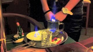 Абсент в Абсент Баре (Прага)(на видео два вида абсента и несколько разговоров в том числе с девочкой, которая абсент готовит! Заведение..., 2012-01-08T19:42:55.000Z)