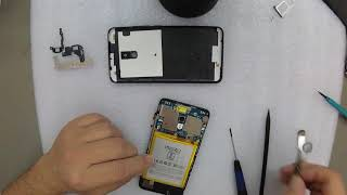 Meizu M5 Rear Camera Replace