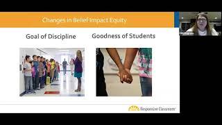 Webinar: The Impact of Educator's Beliefs