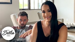ENGAGEMENT DETAILS! Nikki and Artem tell the story behind the proposal