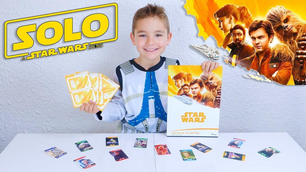 Carte Star Wars Leclerc.Star 2019 Carte Wars Leclerc