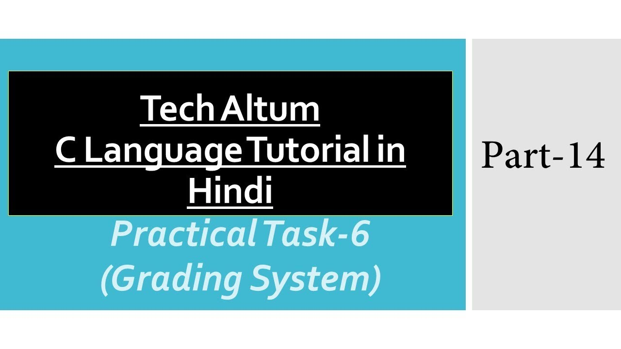 c program to find grade of a student | grading system in c