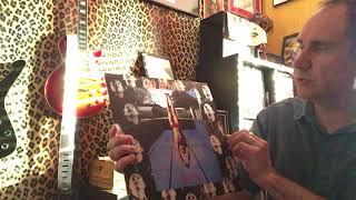 Def Leppard Vinyl Volume 1 unboxing