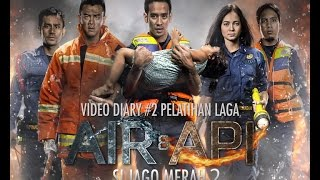 Video AIR & API ( SI JAGO MERAH 2 ) Video Diary Eps #2 download MP3, 3GP, MP4, WEBM, AVI, FLV Maret 2018