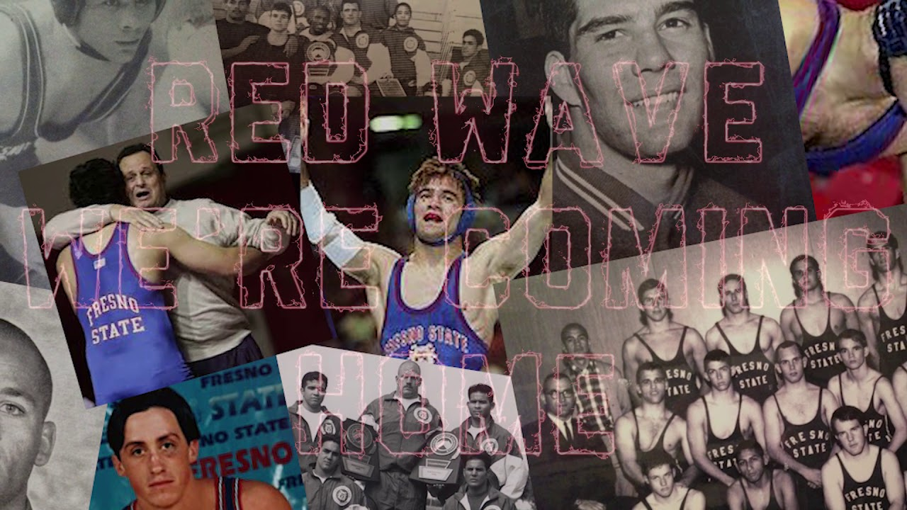 Fresno State Wrestling is Coming Home!