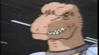Dinosaucers (abertura em português)