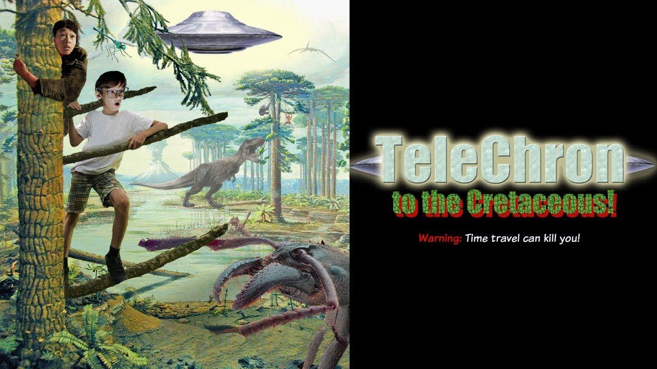 Download TeleChron To The Creatceous Book Trailer (Enhanced)