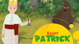 Story of Saint Patrick  | English |  Stories of Saints For Kids