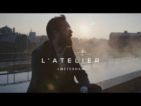 L' ATELIER AMSTERDAM - WE ARE NOT YOUR FATHERS TAILOR CAMPAIGN '18