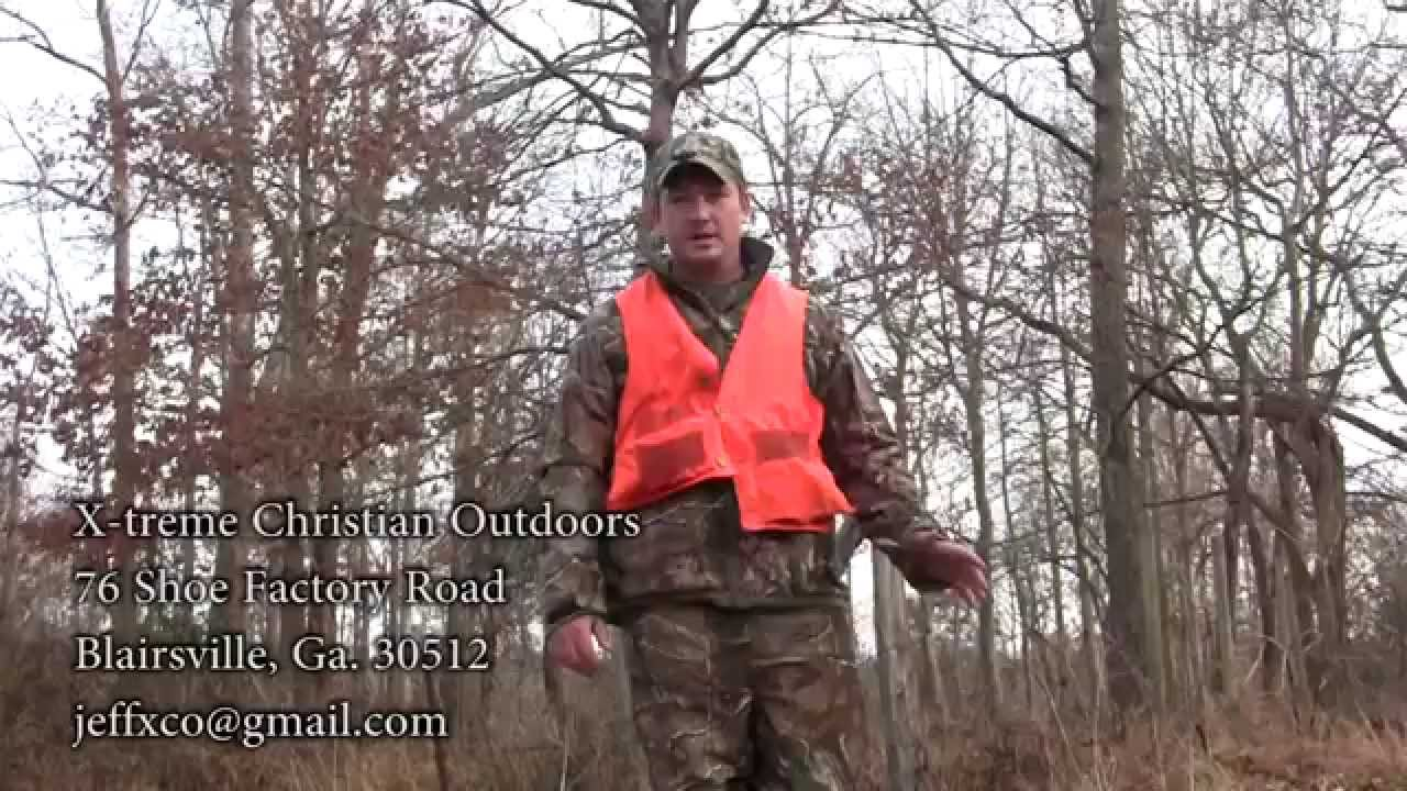 Deer hunting in north georgia youtube for Georgia out of state fishing license