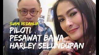Suami Iis Dahlia Satrio Dewandono Pilot Garuda Terbangkan Harley Selundupan