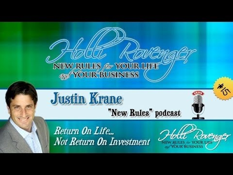 Podcast # 15 ~ Return on Life Not Return on Investment