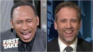 I had a hairline and Max was a rapper! - Stephen A. on the last time the Cowboys were contenders