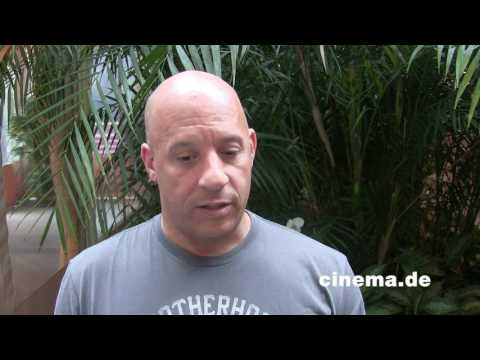 Fast & Furious 8 // Vin Diesel // Interview // CINEMA-Redaktion