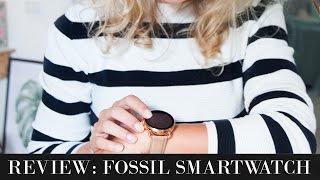Review Fossil Q Wander Smartwatch
