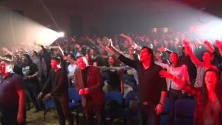 Поклонение на молодежной конференции «ANTIMUTATION» 2014 г.