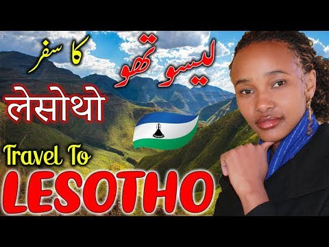 Travel to Lesotho |Full Documentary and History About Lesoth