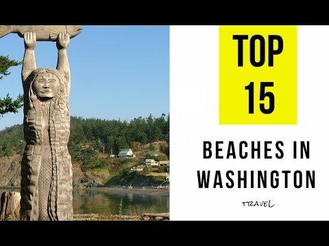 TOP 15. Best Beaches in Washington