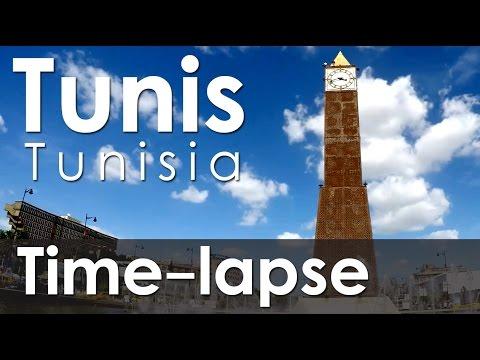 Tunis | Tunisia | Time-lapse