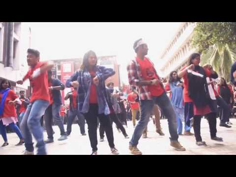1st Bangladesh Civil Engineering Summit 2016 Flash Mob at BUET