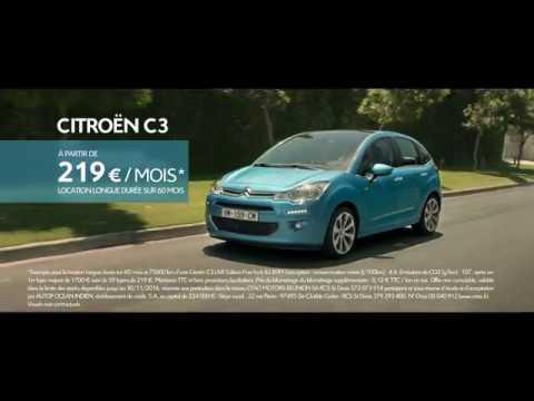 Faites le plein de vitamine C3 durant les Happy Days avec Citroën