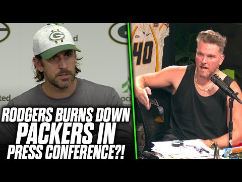Aaron Rodgers Tells All On Why He Had Standoff With Packers