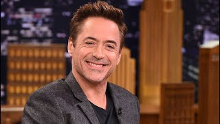 Robert Downey Funny Moments