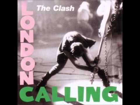 The Clash London Calling (Vanilla Tapes)