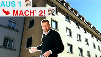 Fix & Flip Immobilien: Aus 1 mach 2 | Projektvideo - Patrick Windisch | ETK