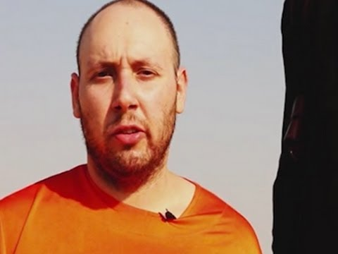 Video Shows Apparent Beheading of US Journalist, September 3, 2014 - Associated Press  - KmvPcMkXtO8 -