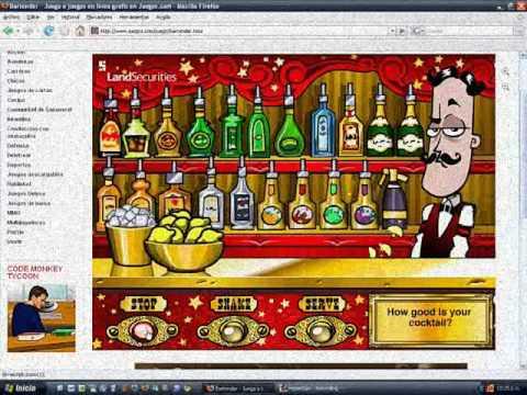 Bartender Game